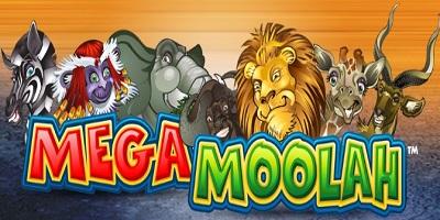Giant Jackpots in Mega Moolah at Casumo Casino