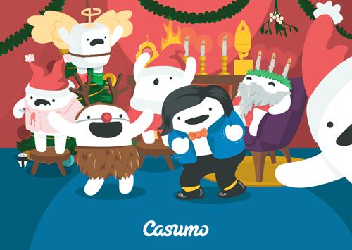 Taco Brothers Saving Christmas - hos Casumo