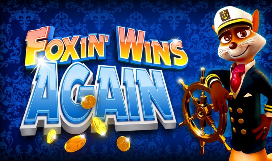 Foxin' Wins Again – kolikkopeli Casumolla