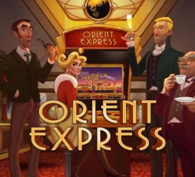orient express kansikuva