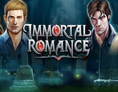 kansikuva immortal romance