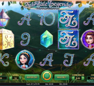 Fairytale Legends Mirror Mirror