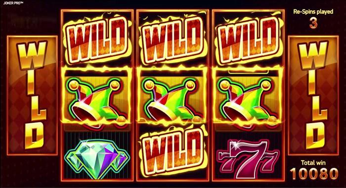 Joker Pro wild