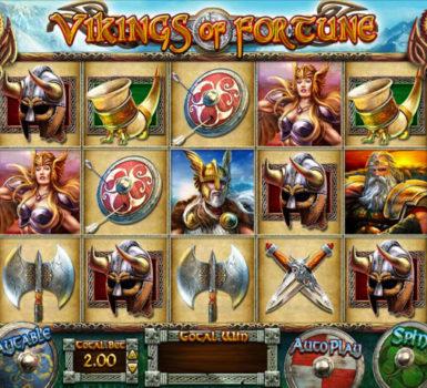 Vikings of Fortune slotti
