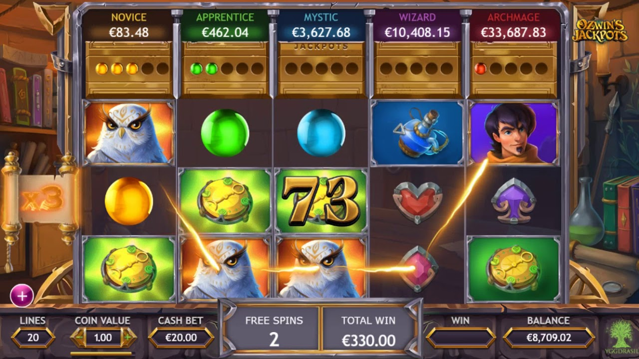 Jackpot-voitto