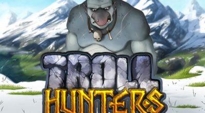 Troll Hunters kansikuva