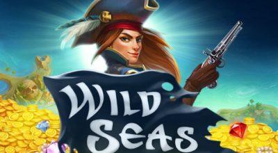 Wild Seas kansikuva
