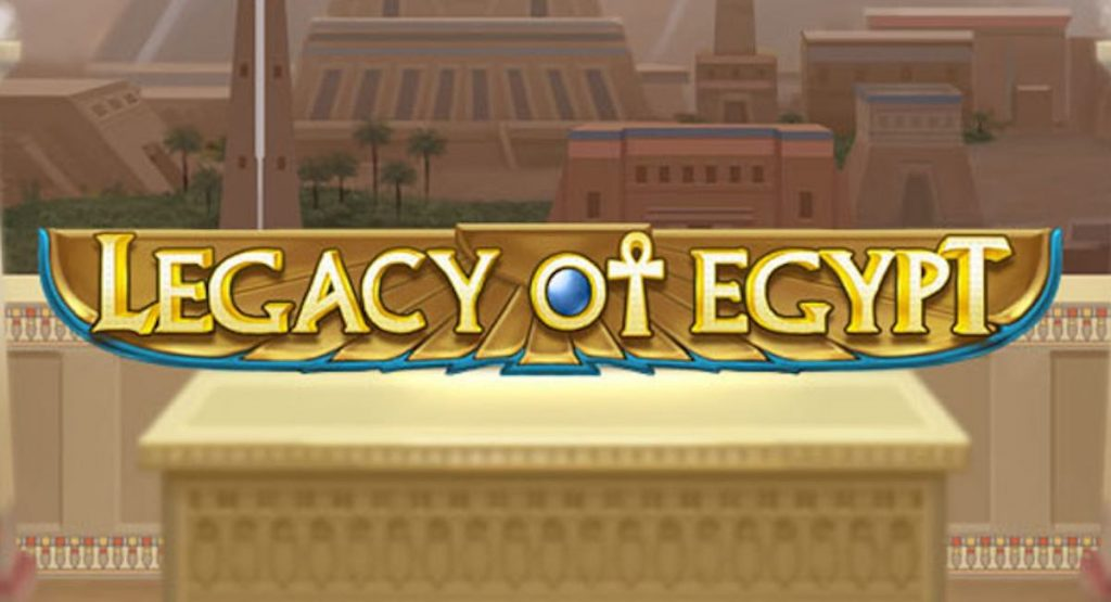 Legacy of Egypt slotti
