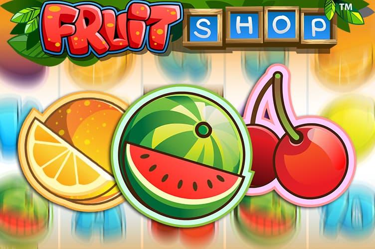 Fruitshop Netent