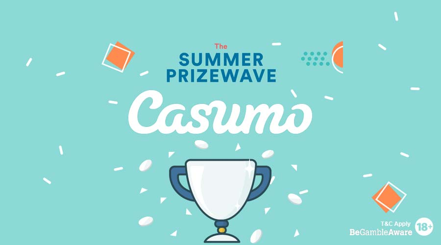 Summer Prizewave-Casumo