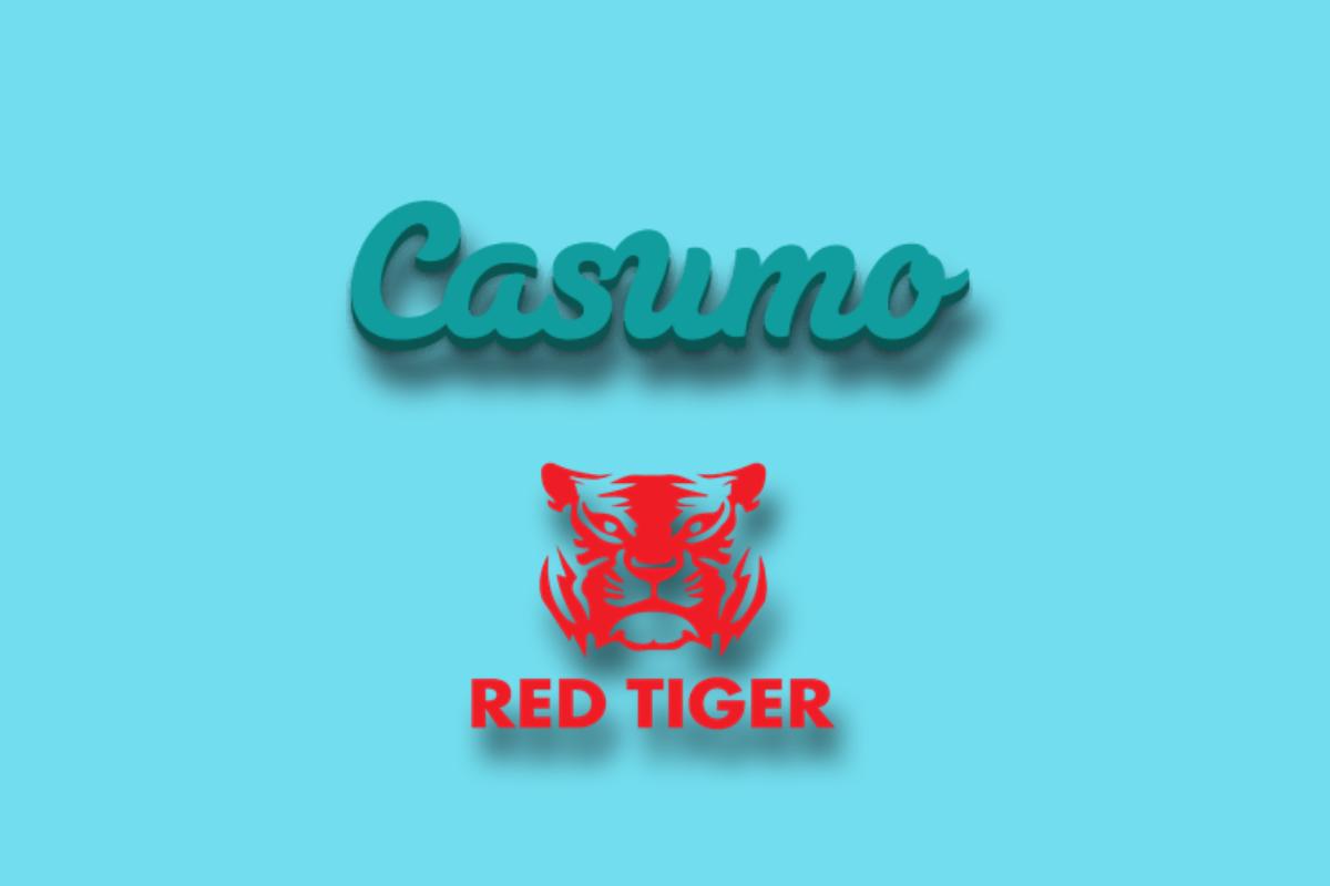 casumo red tiger gaming