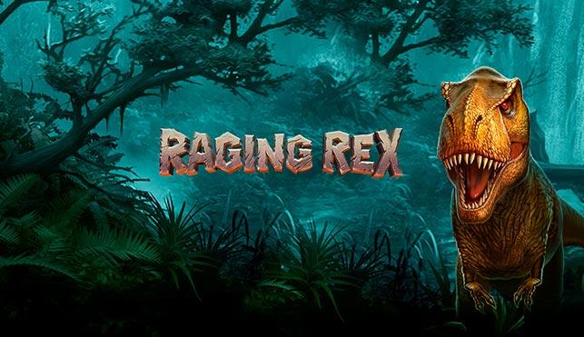 raging rex slotti