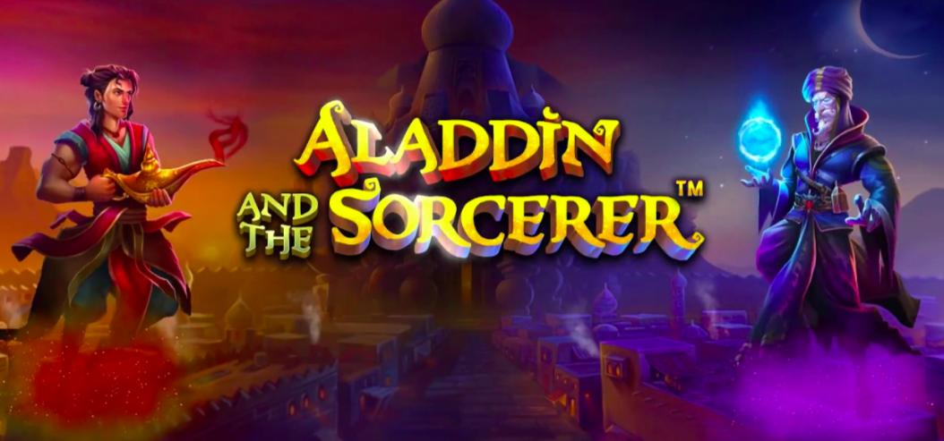Aladdin slotti