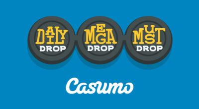 casumo must drop jackpot