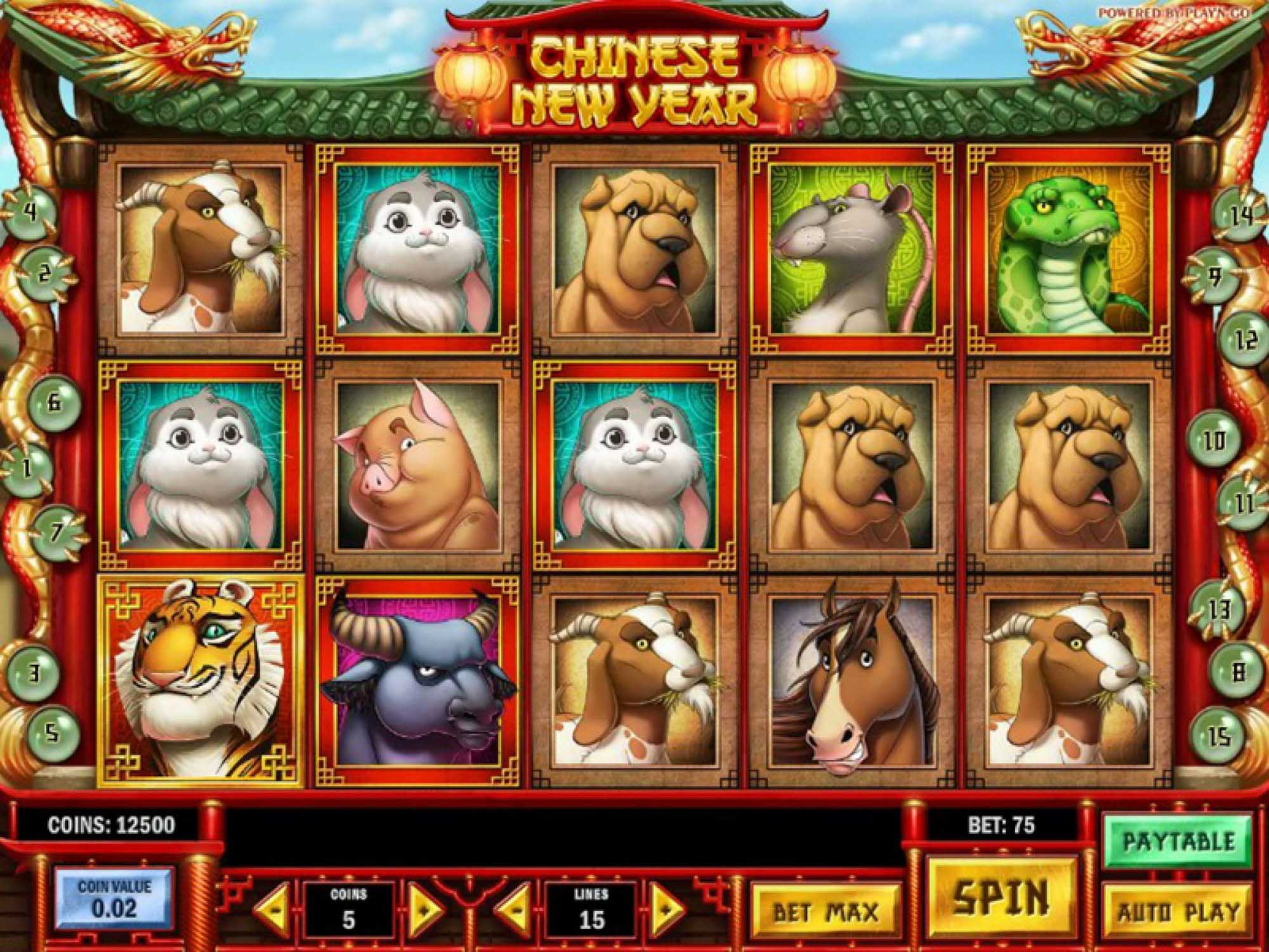 chinese new year play n go