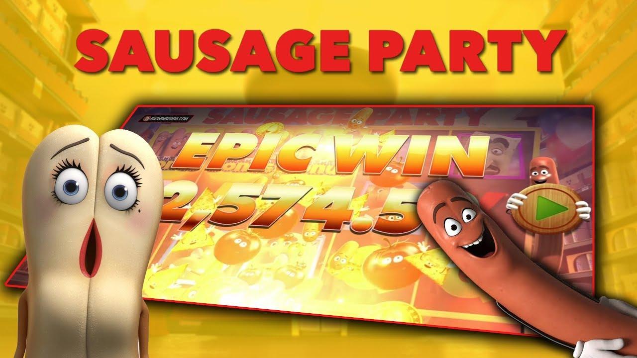 sausage party slotti